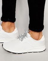 Pull&bear Runner Trainers In White
