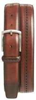 Magnanni Men's 'Guodi' Leather Belt