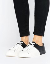 Calvin Klein Jeans Wanda Contrast Sneakers