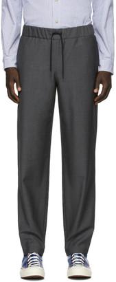 A.P.C. Grey Kaplan Trousers