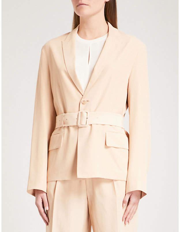 Joseph Alex silk jacket