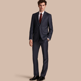 Burberry Modern Fit Wool Silk Full-canvas Suit