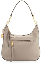 Marc Jacobs Recruit Leather Hobo Bag, Mink