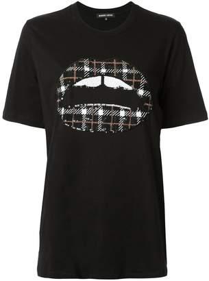 Markus Lupfer graphic print t-shirt