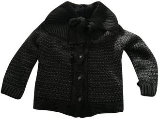 Sportmax Anthracite Wool Knitwear for Women