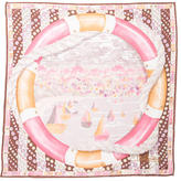 Louis Vuitton Carre Escale Silk Scarf w/ Tags
