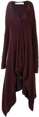 IRO Mutia draped cardigan