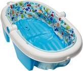Summer Infant Newborn-to-Toddler Fold Away Bath - duck print