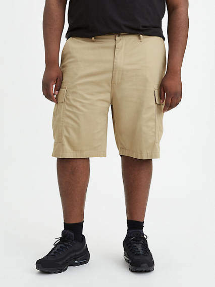 28b9212819 Mens Big And Tall Cargo Shorts - ShopStyle