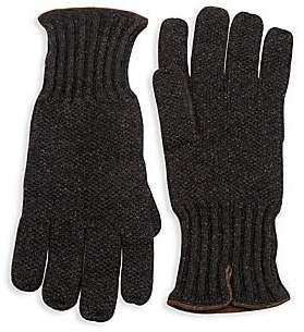 Loro Piana Men's Cashmere Gloves