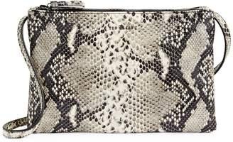 Ted Baker Jamelia Exotic Faceted Crossbody Bag