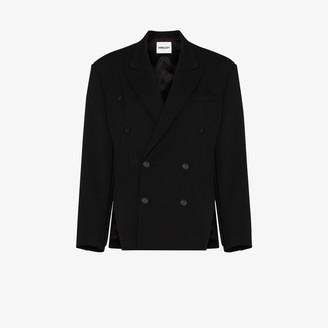 Ambush Double-Breasted Tailored Blazer