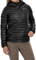 Marmot Quasar Down Hooded Jacket - 850 Fill Power (For Women)