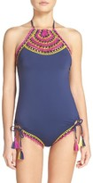 Becca Women's Scenic Route One-Piece Swimsuit