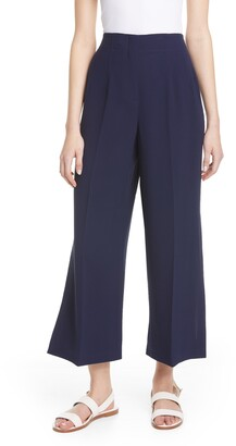 Lafayette 148 New York Downing Wide Leg Pants