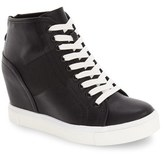 Steve Madden 'Lussious' Hidden Wedge Sneaker