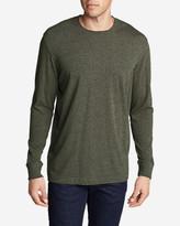 Eddie Bauer Men's Legend Wash Long-Sleeve T-Shirt - Classic Fit
