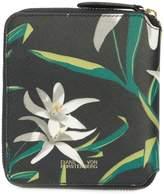 Diane von Furstenberg floral purse