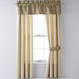 JCPenney River Oaks 2-Pack Rod Pocket Curtains
