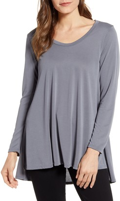 Project Social T Cora Long Sleeve Tunic