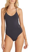 Billabong Women's Cut It Out One-Piece Swimsuit