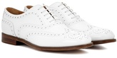 Church's Burwood leather Oxford shoes