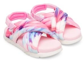 Camper Little Girls Oruga Sandals