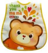 Kylin Express Infant Saliva Towel Lovely Baby Bib Home/Travel Bib Soft,Waterproof,Cute Bear