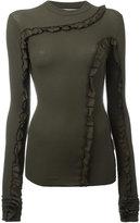 Damir Doma Tash T-shirt - women - Cupro/Cotton/Spandex/Elastane - XS