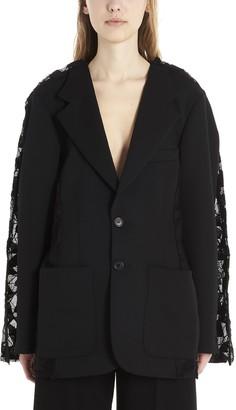 Maison Margiela Lace Back Blazer