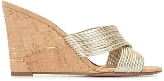 Aquazzura Perugia 85 wedges
