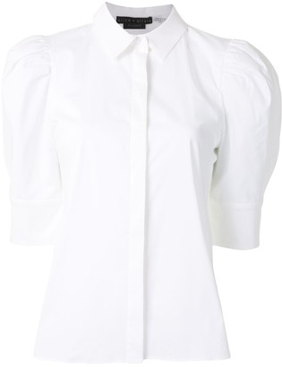 Alice + Olivia Three-Quarter Sleeve Shirt