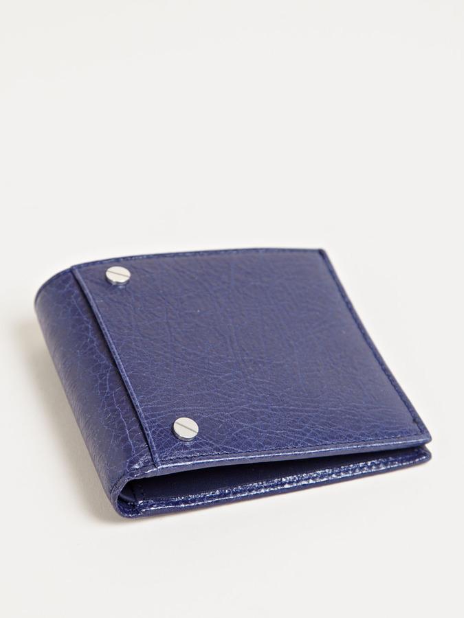 Balenciaga Men's Flip Wallet