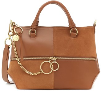 See by Chloe Emy Medium leather tote