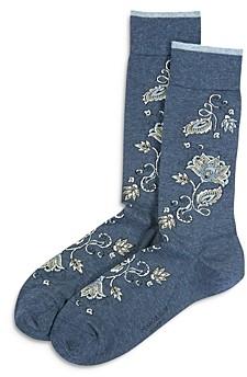 Marcoliani Milano Floral Socks