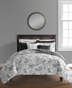 Sunham June 8-Pc. Full/Queen Comforter and Quilt Set Bedding