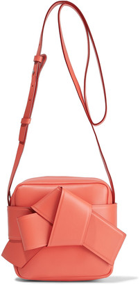 Acne Studios Musubi Knotted Leather Shoulder Bag