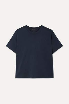 ATM Anthony Thomas Melillo Schoolboy Cotton-jersey T-shirt - Navy