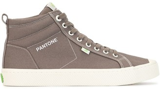Cariuma x Pantone Bungee Cord hi-top sneakers