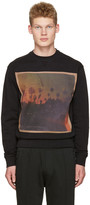 DSQUARED2 Black Road Trip Pullover