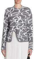 Proenza Schouler Asymmetric Sweater