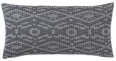 DwellStudio Tangier Cotton Lumbar Long Pillow