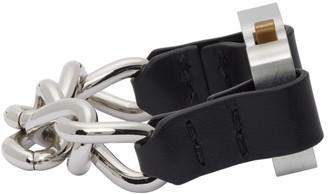 Alyx Silver Buckle Bracelet