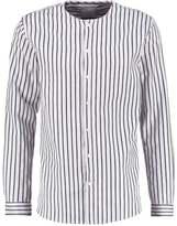 Minimum Obela Shirt Light Grey Melange