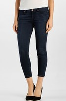 Paige 'Transcend - Verdugo' Crop Skinny Jeans (Lamont)
