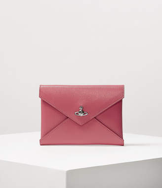 Vivienne Westwood Bella Small Pouch Pink