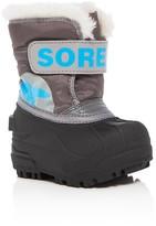 Sorel Boys' Snow Commander Boots