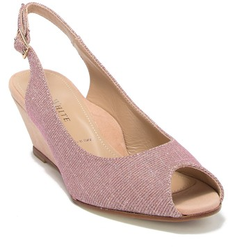 Ron White Jadine Galaxy Suede Wedge Sandal