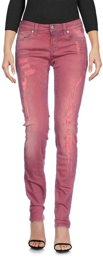 Roy Rogers ROŸ ROGER'S Denim pants - Item 13204982QL