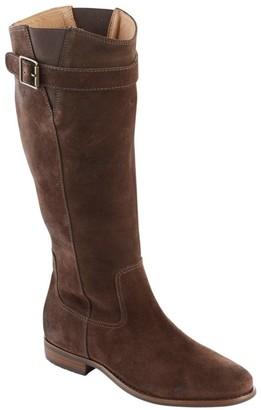 L.L. Bean Women's Westport Boots, Tall Oil Suede